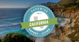 The 50 Safest Cities in California—2017 | SafeWise