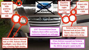 2013 Subaru Legacy Brake Light Bulb Subaru Outback Questions 2014 Outback Constantly Burned