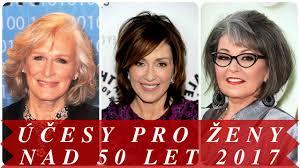 Moderní účesy Pro ženy Nad 50 Let 2017