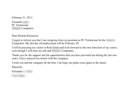 how to write a letter of resignation nadk7u5n