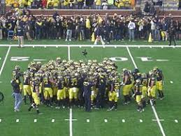 2011 Michigan Wolverines Football Team Wikipedia