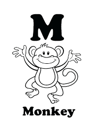 Monkey Printable Coloring Pages Maracas Coloring Pages Free Monkey