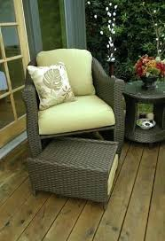 outdoor chair with ottoman. Unique Patio Chair With Ottoman And Creative Of Charming . Outdoor A