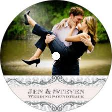 Wedding Cd Labels Wedding Cd Labels Custom Designed And Personalized With Your Photo
