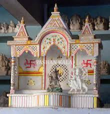 home mandir decoration decornew marble temple home decoration 075