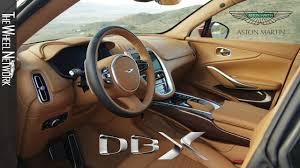 2020 Aston Martin Dbx Interior Youtube