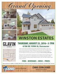Dewils Design Center Vancouver Wa Consider Yourself Invited Glavin Homes And Cano Real Estate