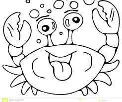 Common Hermit Crab Or Soldier Coloring Page Free Printable A House