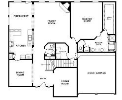 Five Bedroom House Floor Plans Bedroom Ranch House Plans     Five Bedroom House Floor Plans Bedroom Ranch House Plans