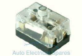 190768 continental fuse box 2 way with screw terminals 6v 12v fuse box terminal tool at Fuse Box Terminals