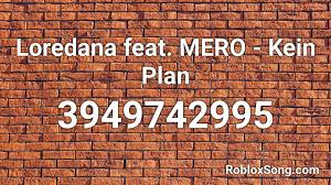 Bar codes are used to trace inventory and collect data. Loredana Feat Mero Kein Plan Roblox Id Roblox Music Codes