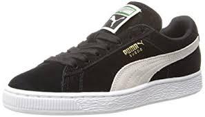 puma shoes suede black. puma women\u0027s suede classic sneaker,black/white,5.5 puma shoes black u