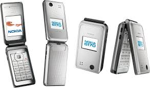 Nokia 6260, 6170 and 2650 (2004 ...