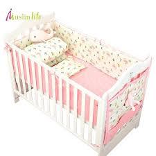 flamingo baby bedding infant crib per bed protector baby kids cotton nursery bedding flamingo bedding set flamingo baby bedding