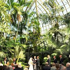 brides ohio this victorian era greenhouse is the perfect site for a garden party wedding