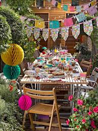 41 best outdoor party decor ideas on