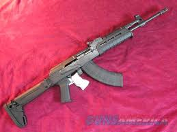 CENTURY ARMS AK 47 RIFLE WITH MAGPUL FOLDING ST for sale