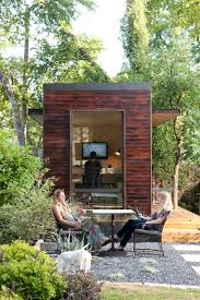 backyard shed office. 92 square foot backyard office modern-shed shed w