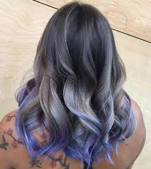 Subtle Blue Highlights 81 Stunning Ash Brown Hair Colors Ideas For You