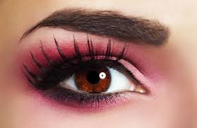 y eye makeup pics bright pink eye makeup look pinit