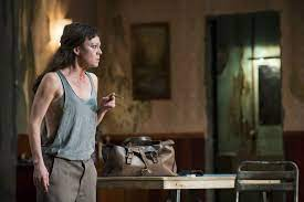 Impossible to process the mighty helen mccrory has passed. Review Medea Starring Helen Mccrory At The National Theatre Olivier Stage The Other Bridge Project