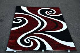 red and brown area rugs rug idea blue green grey black large with regard to white