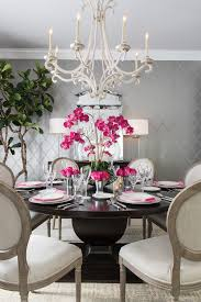 impressive candice olson lighting look dallas traditional dining room decorating ideas with arabesque wallpaper chandelier china