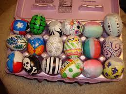 Cascarones Designs Cascarones For Easter A Decorative Egg Decorating On Cut