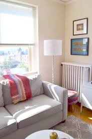 No Furniture Living Room 9 Tips For Creating A Cozy Living Room In A Small Space Lindsay