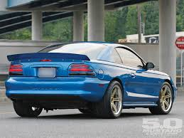 Luxurious 1994 Ford Mustang Gt High Speed — Otopan