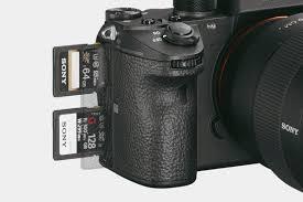 A9 Card Tech Nuggets Sony A9 Camera Dual Sd Card Slots Tech Nuggets
