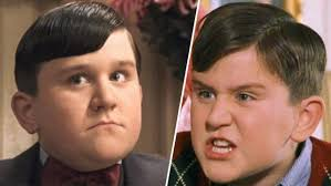 Dudley Dursley from Harry Potter is all grown up and looks ...