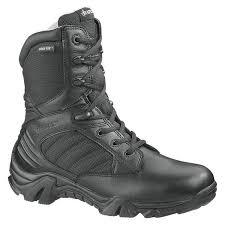 Bates Women S Boots Size Chart Bates Womens Gx 8 Gore Tex Side Zip Boots E02788