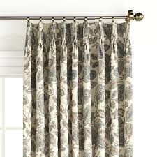 curtains with backing thermal pinch pleat foam back d pair in ivory blackout lining eyelet