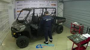 Сборка can am defender max xt 2017 eurasia motors