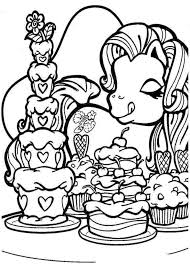 Small Picture 64 best Crafty 80s My Little Pony Coloring images on Pinterest