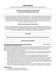 Best Solutions of Mechanical Engineering Technician Resume Sample About Template  Sample