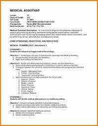 Example Cna Resume 70 Images Summary Certified Objective For