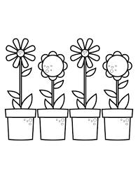 Spring Coloring Sheets Spring Coloring Sheets Fun Ideas Oriental