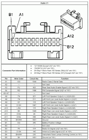 trailblazer wiring schematic trailblazer image 2003 trailblazer stereo wiring diagram 2003 auto wiring diagram on trailblazer wiring schematic