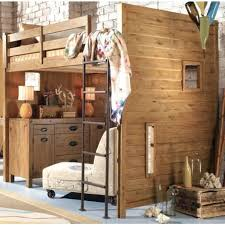 bunk bed with loft and desk best queen loft beds ideas on lofted beds queen bed