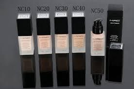foundation 12 mac professional makeup superior quality