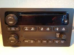 gm bose navigation 2006 silverado radio