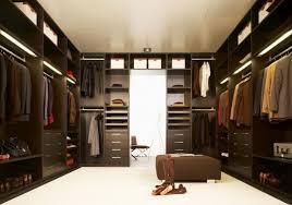 Mens Walk-In Closet