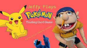 jeffy plays pokemon tcg
