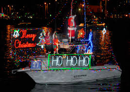 Mission Bay Parade Of Lights 2018 Parade Of Boats Light Up San Diego Bay Fox5sandiego Com