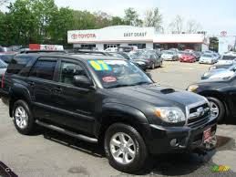 2007 Shadow Mica Toyota 4Runner Sport Edition 4x4 #64554761 ...