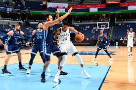 Grind city media's michael wallace and kelcey wright johnson recap the regular season finale against the golden state warriors and discuss what the. Milwaukee Bucks Vs Memphis Grizzlies Game Preview Brew Hoop
