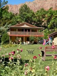 cliffrose lodge gardens. Cliffrose Lodge \u0026 Gardens: One Of The Buildings Gardens G