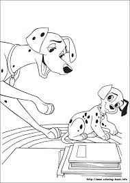 101 dalmatians coloring page 21 is a coloring page from 101 dalmatians coloring book let your children express their imagination when they color the 101